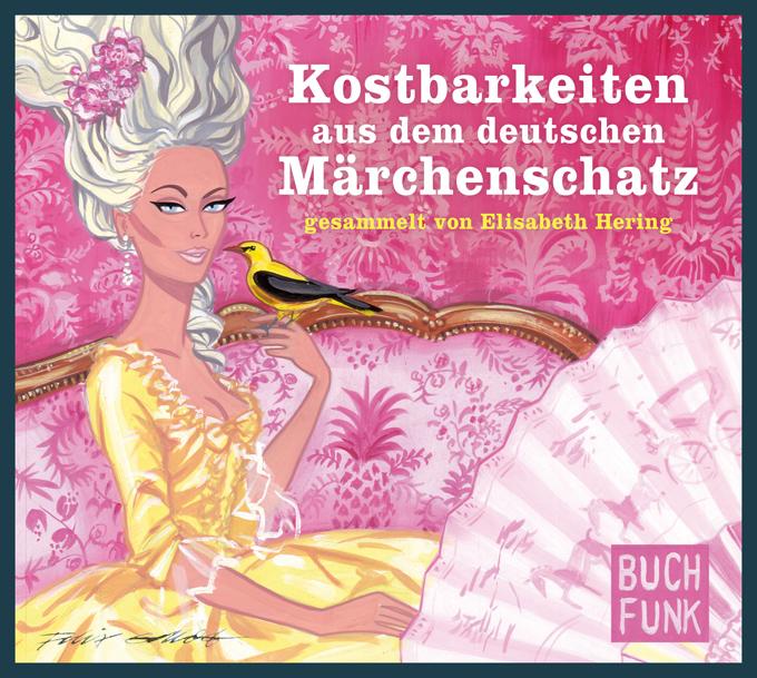 Märchen-Hörbuch mit 61 Volksmärchen
